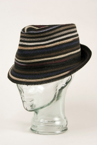 Multi-Colored Fedora